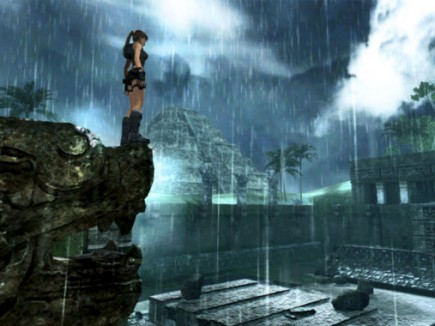 tomb raider underworld wii