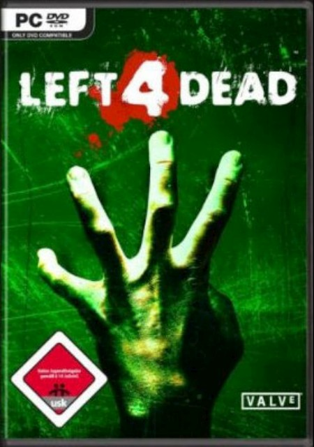 Left 4 Dead dv pc.