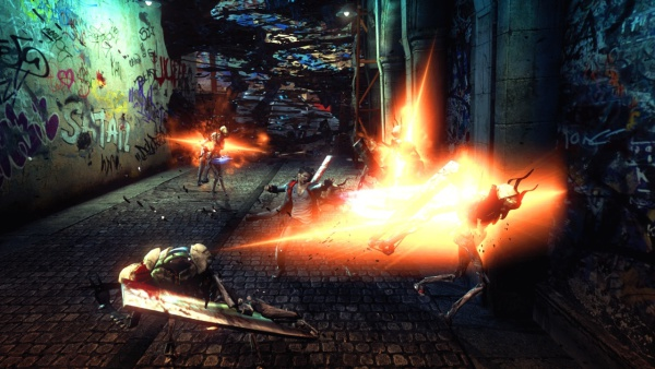 DmC: Definitive Edition para PlayStation 4 e Xbox One