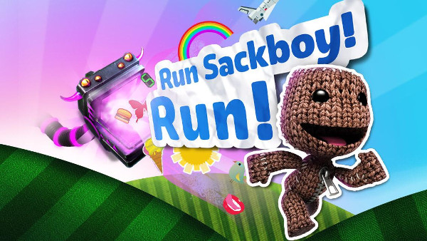 Run SackBoy! Run! é um endless runner com o SackBoy