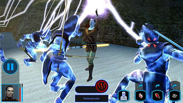 Star Wars: Knights of the Old Republic saiu para Android
