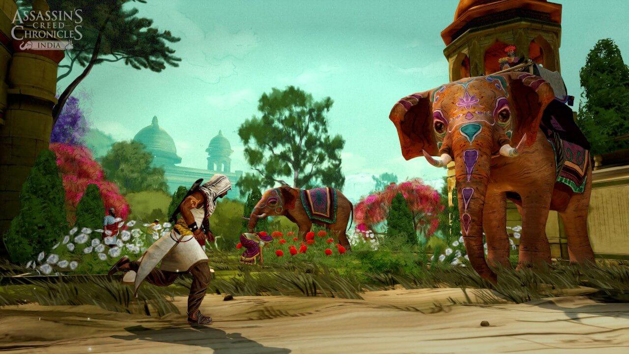 Assassin's Creed Chronicles: India ganha novo trailer que mostra a jogabilidade