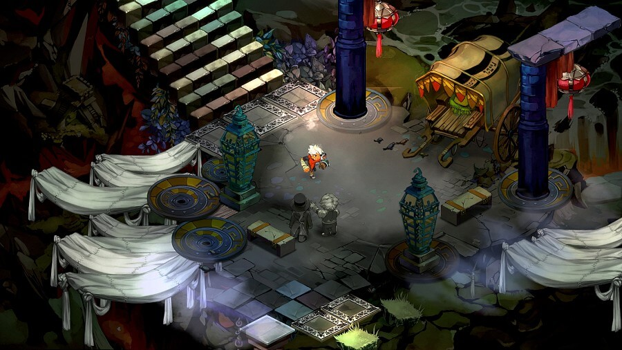 Screenshot de Bastion
