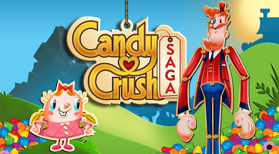 Candy Crush Saga no Windows 10