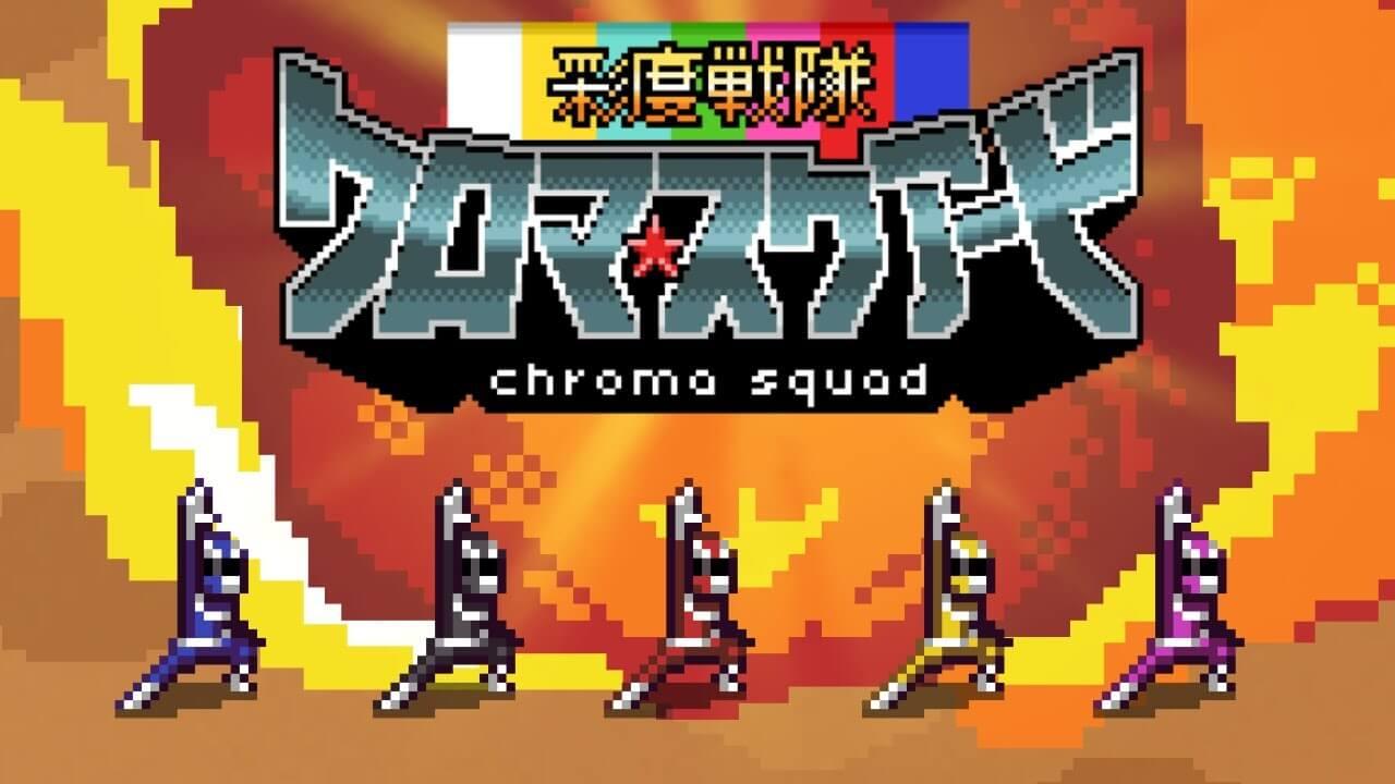 Jogo brasileiro Chroma Squad sai em abril