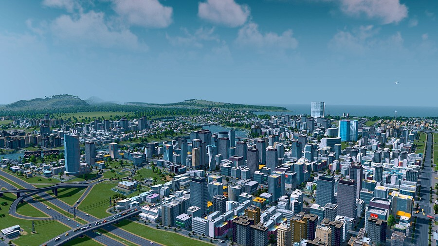 Cities: Skylines terá versão para Xbox One