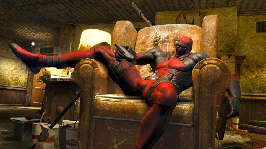 Screenshot do Deadpool