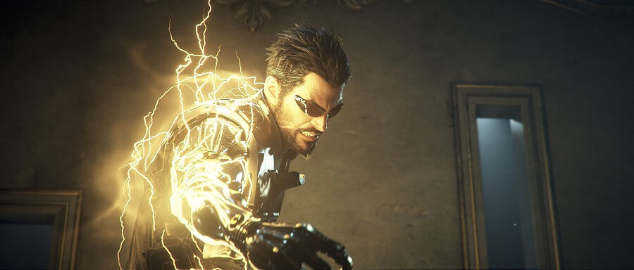 Screenshot de Deus Ex: Mankind Divided