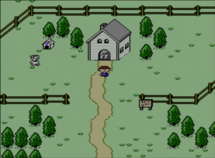 Screenshot do Earthbound Beginnings
