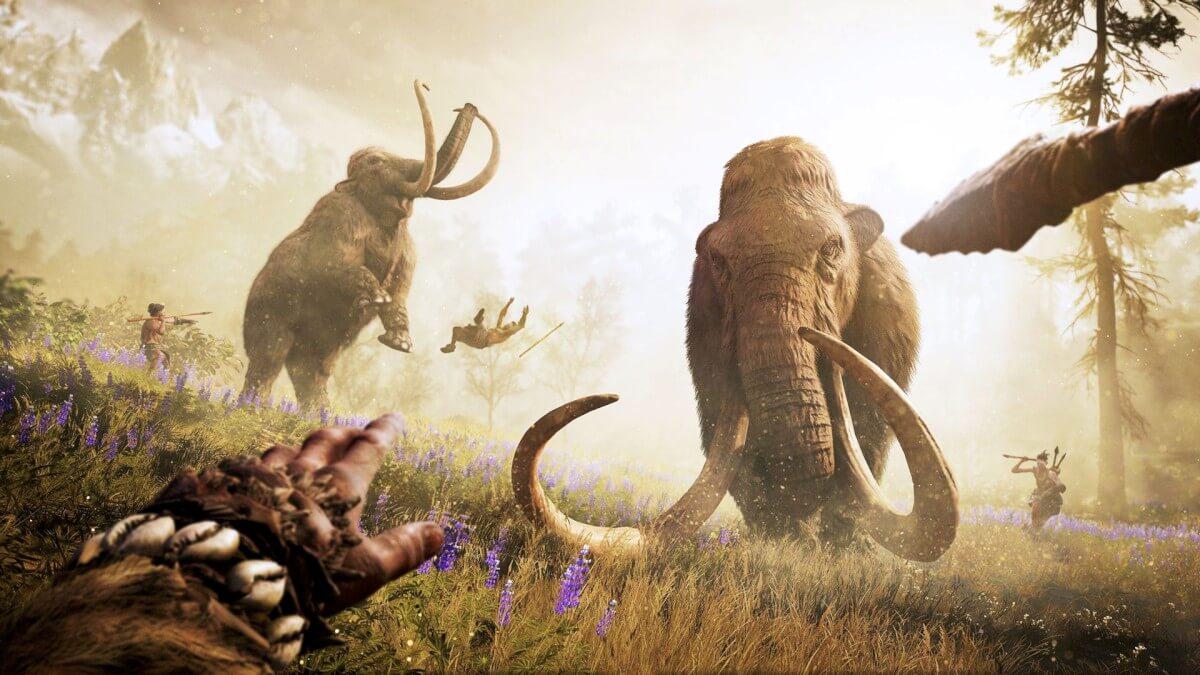 Far Cry Primal é anunciado, vai se passar na Idade da Pedra