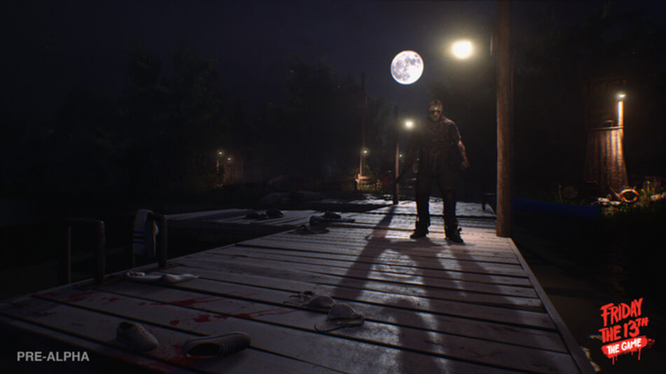 Screenshot do Friday the 13th: The Game