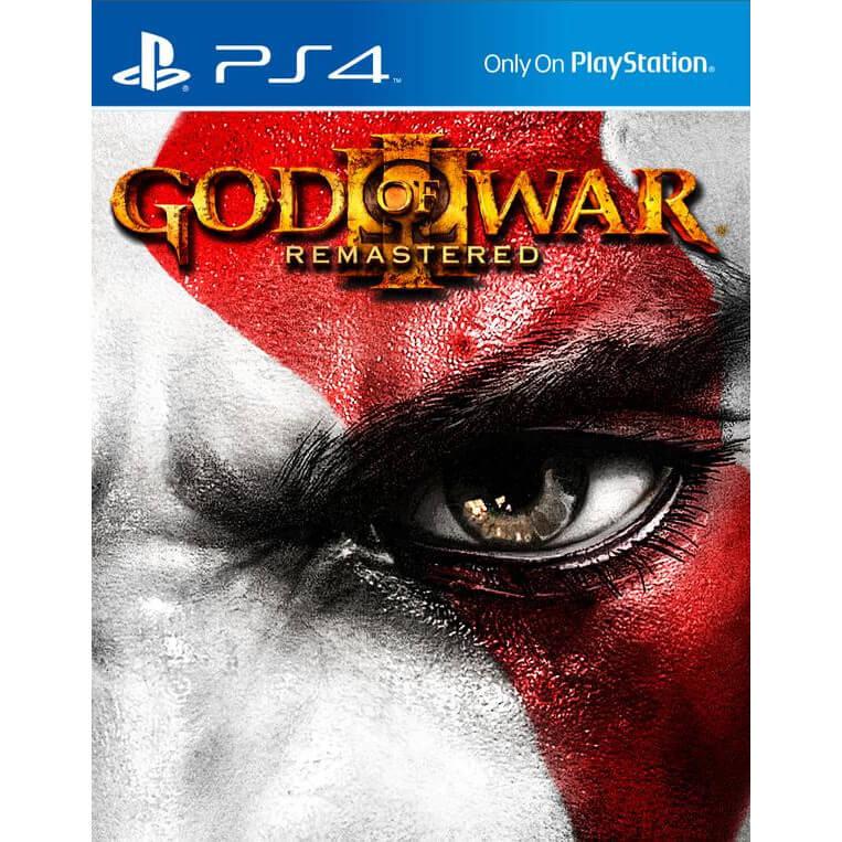 God of War III Remastered para PlayStation 4
