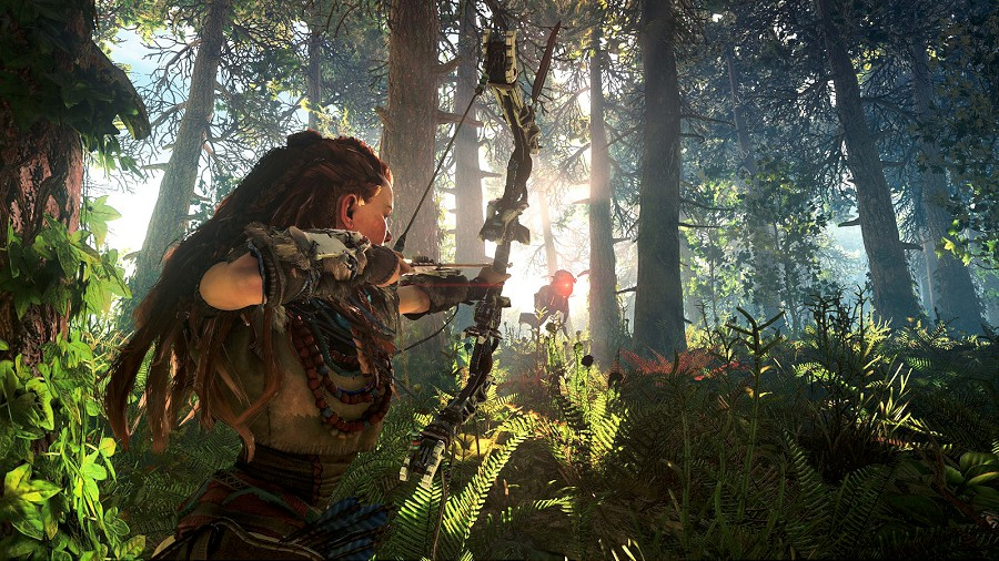Screenshots do Horizon: Zero Down