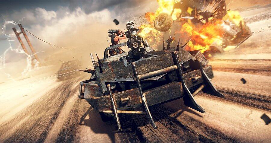 Mad Max entra em pré-venda no Brasil