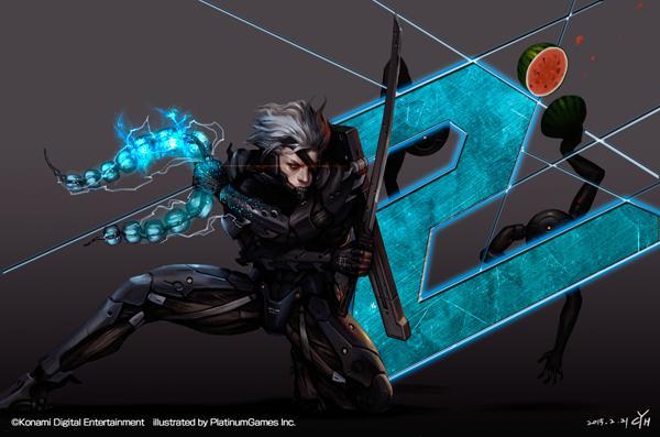 Metal Gear Rising: Revengeance 2 não está em produção
