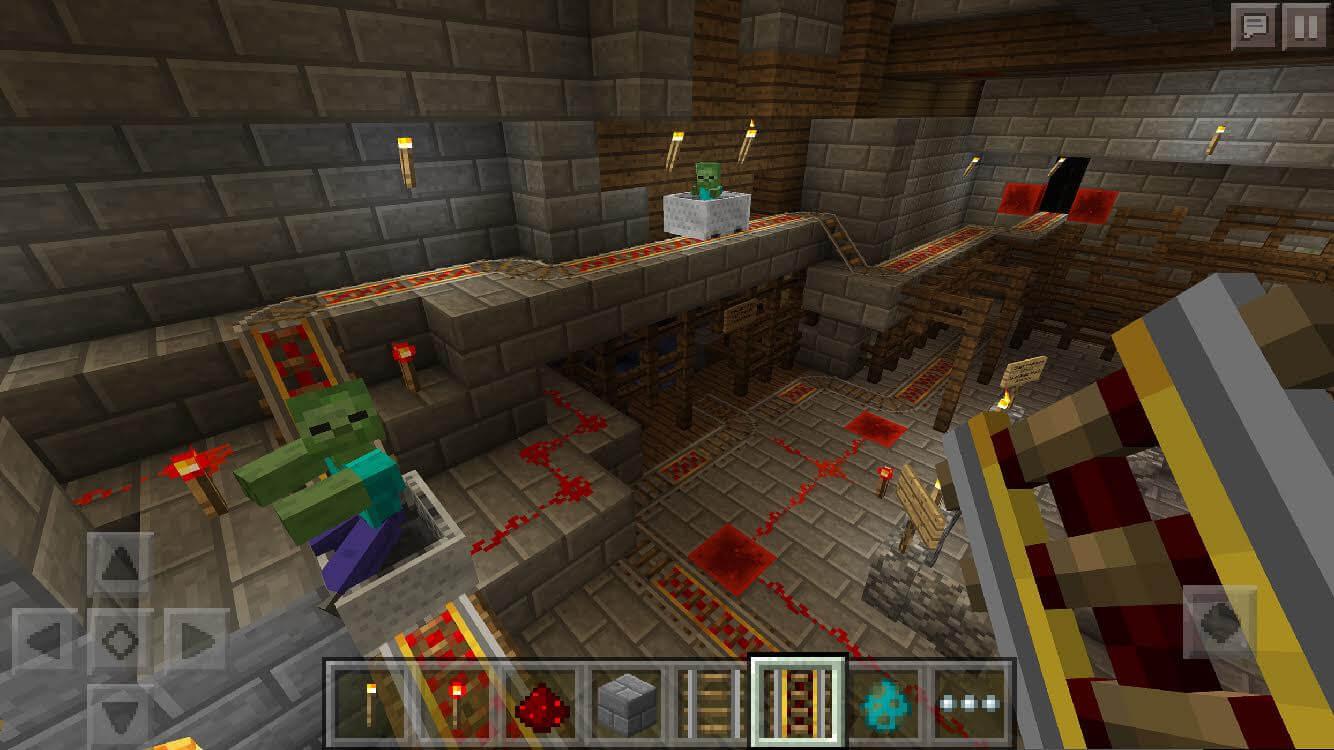 Minecraft Pocket Edition e Minecraft: Windows 10 recebe redstone, coelhos e novos tipos de portas