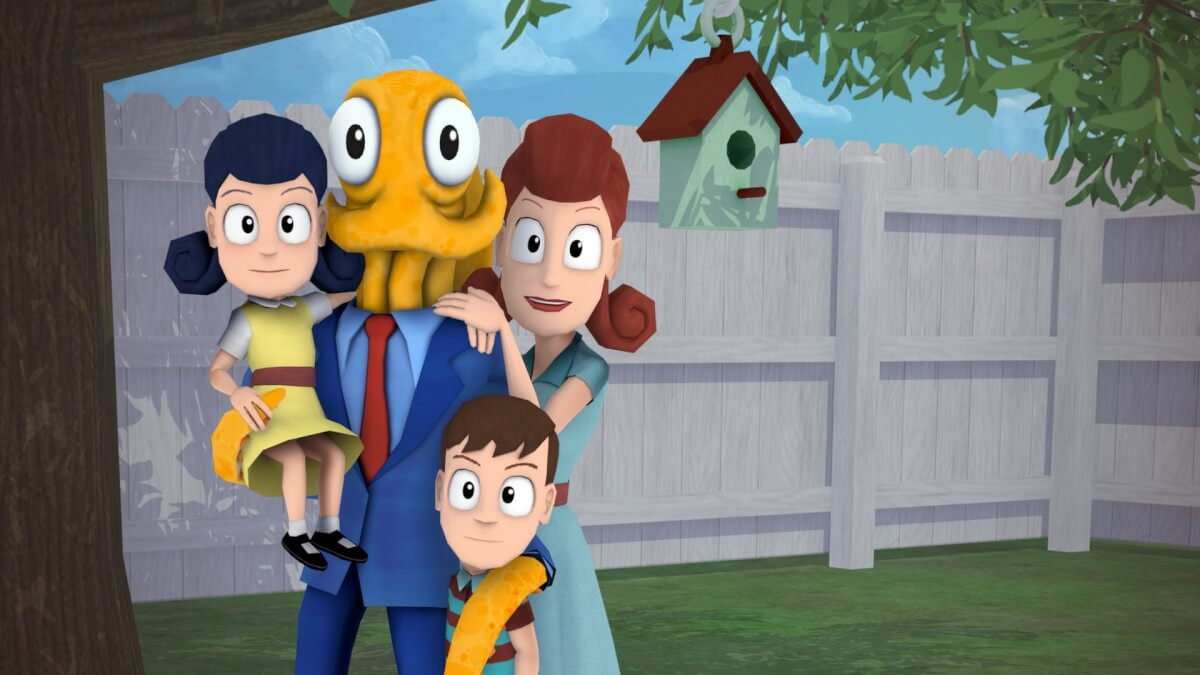 Screenshot do Octodad: Dadliest Catch