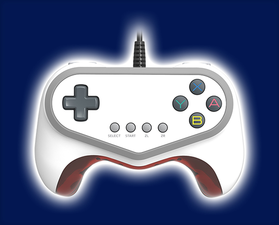 Joystick para Pokkén Tournament