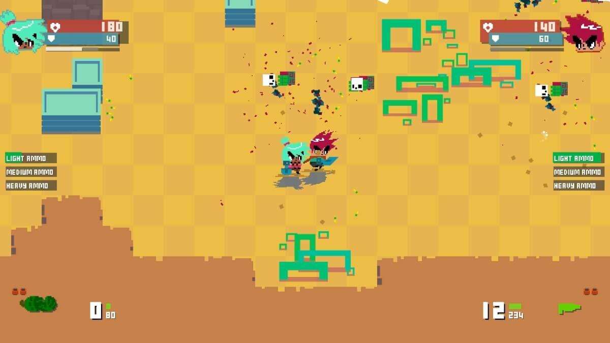 Jogo brasileiro Relic Hunters Zero é gratuito e está disponível no Steam