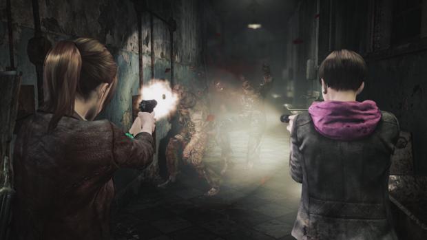 Resident Evil Revelations 2 é adiado em uma semana