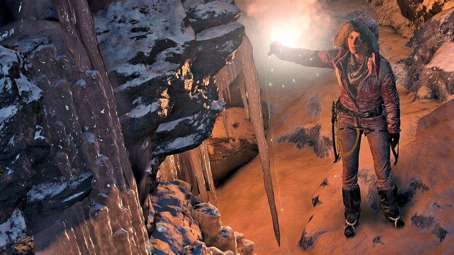 Rise of the Tomb Raider para PC ganha data de lançamento