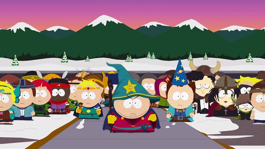 Screenshot de South Park: The Stick of Truth