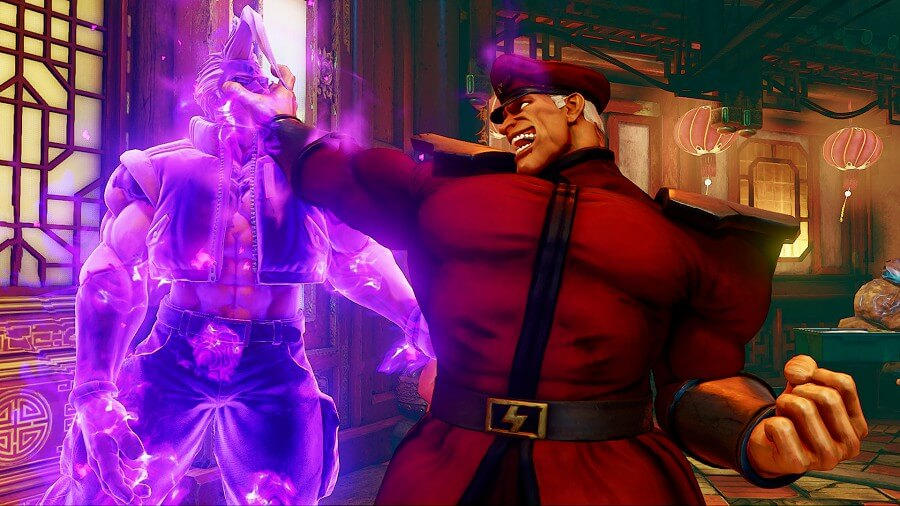 Ken no Street Fighter V