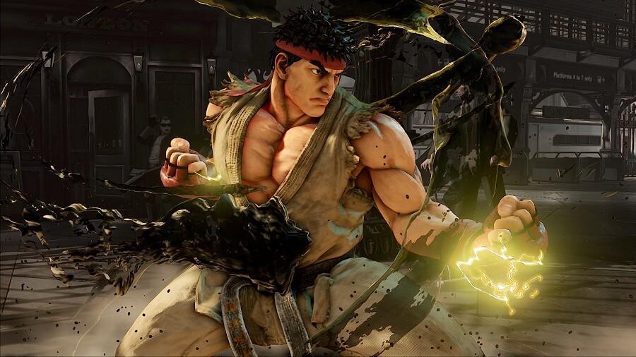 Assista a abertura do Street Fighter V