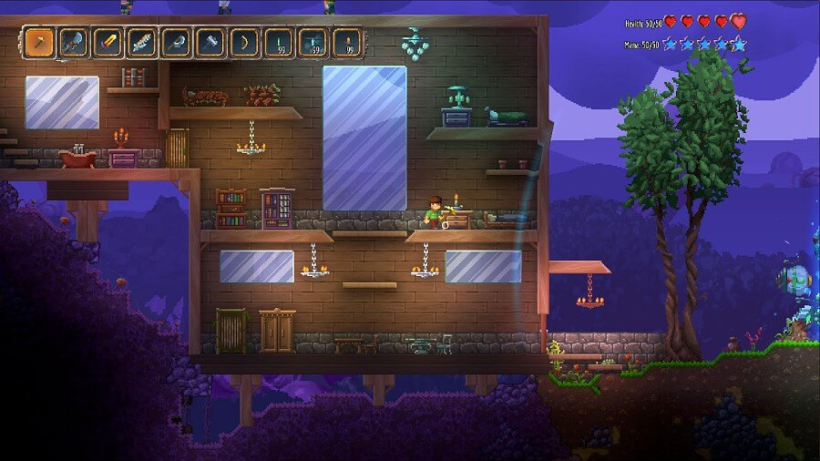 Terraria: Otherworld foi cancelado