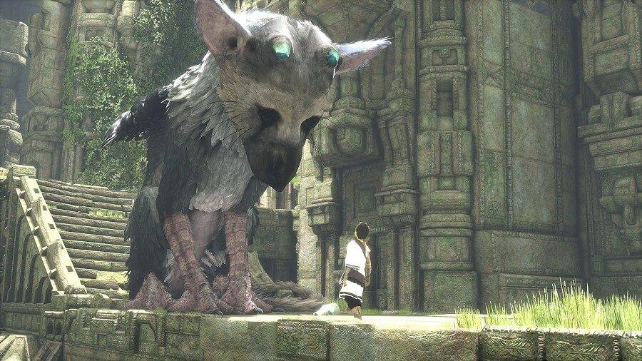 The Last Guardian vai sair para PlayStation 4