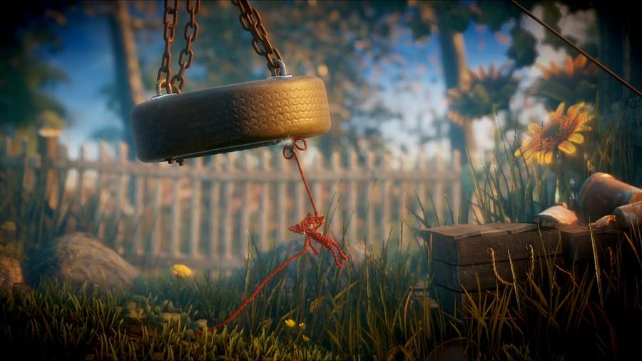 Unravel ganha novo trailer na Gamescom