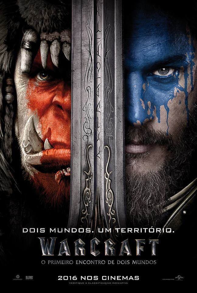 Cartaz do filme Warcraft