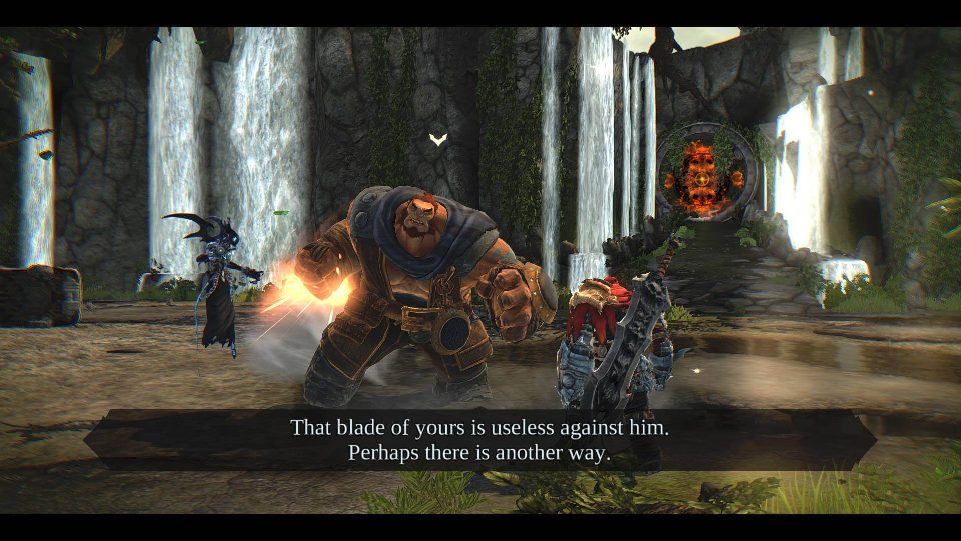 Screenshot de Darksiders Warmastered Edition