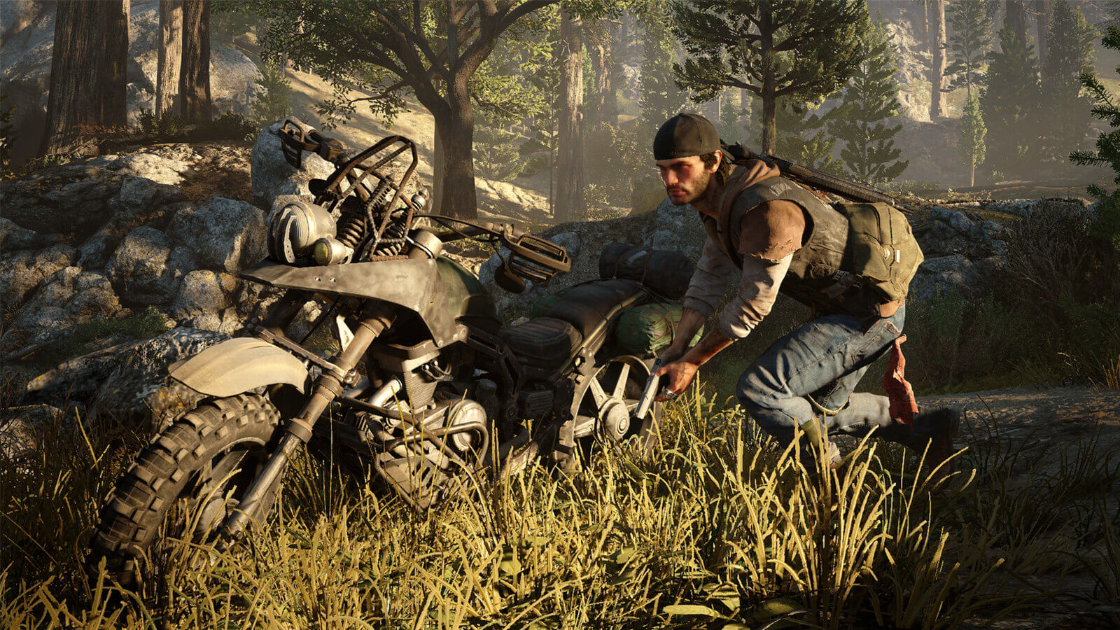 Screenshot de Days Gone