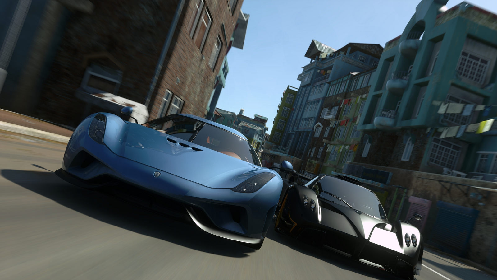 Screenshot de Driveclub VR