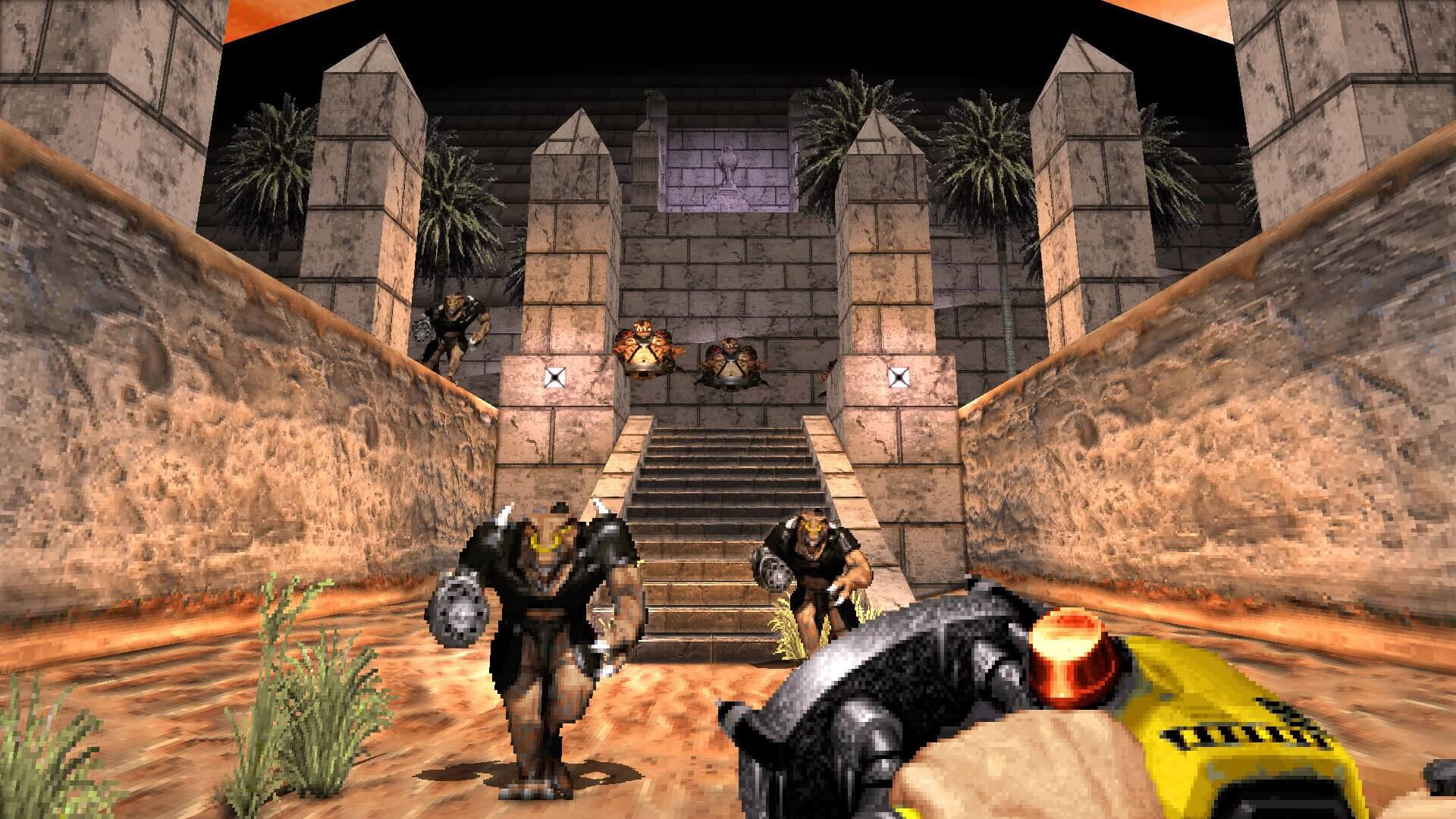 Screenshot de Duke Nukem 3D: 20th Anniversary World Tour