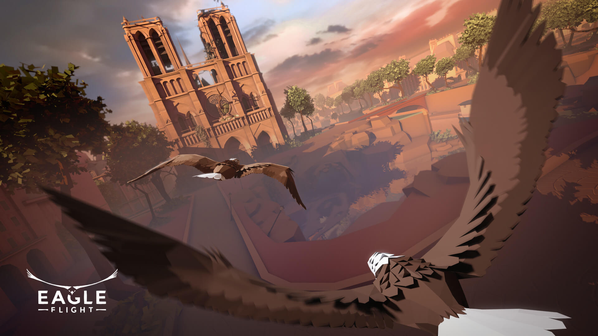 Screenshot de Eagle Flight