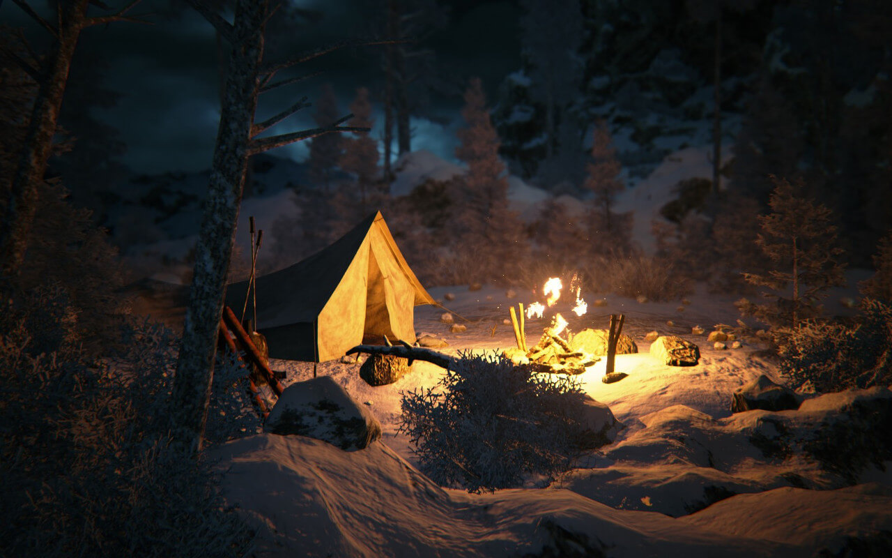 Screenshot do Kholat para PS4