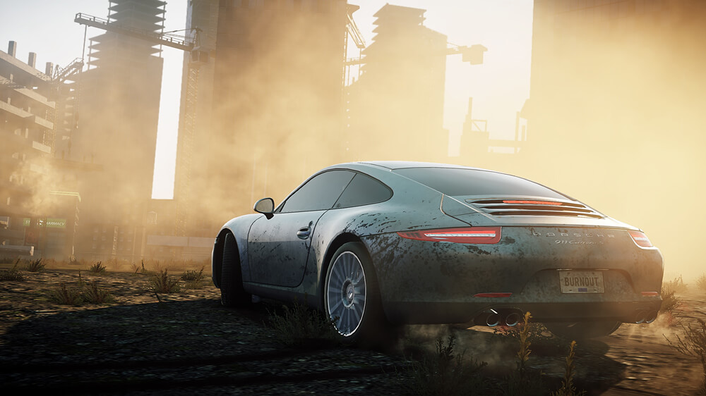 Screenshot de Need for Speed: Most Wanted