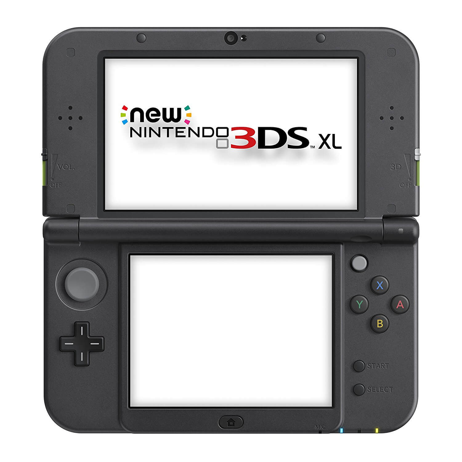 Nintendo New 3DS XL com Super Mario World