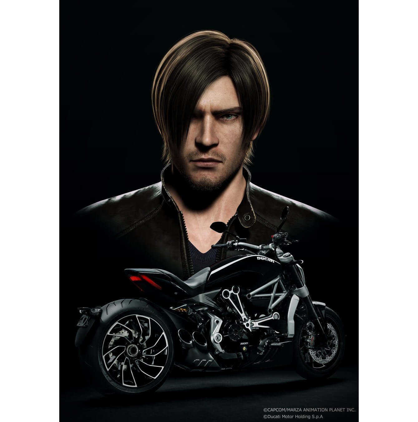 Cartaz do Resident Evil: Vendetta