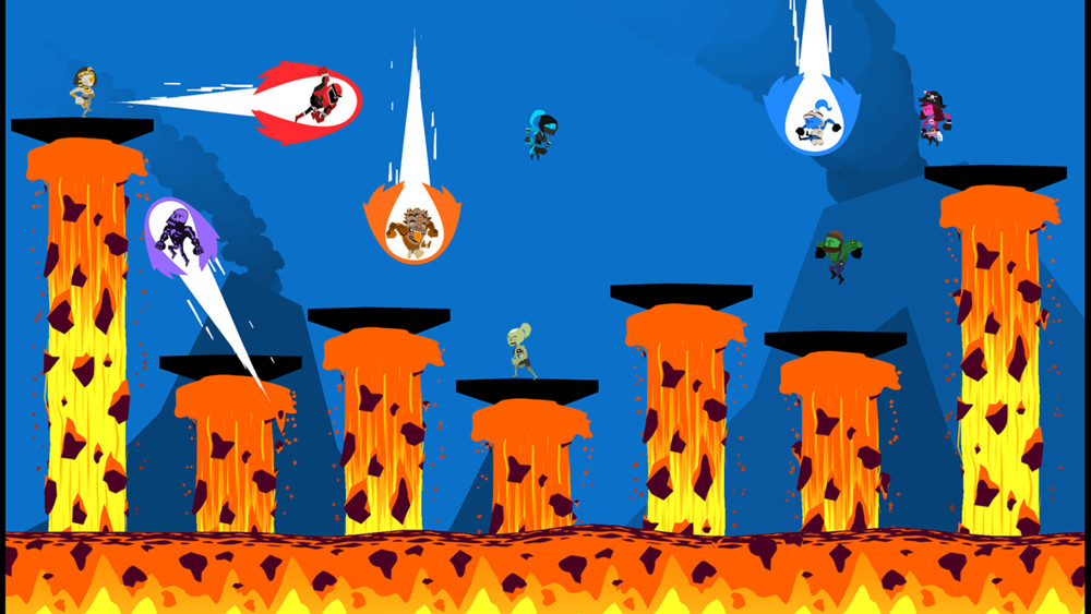 Screenshot de Runbow