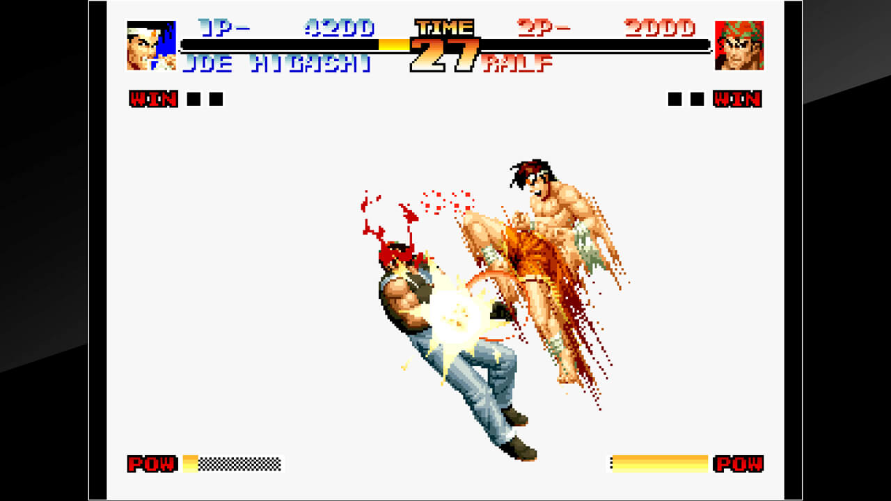 Screenshot de The King of Fighters '94