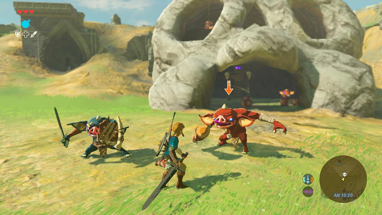 Screenshot de The Legend of Zelda: Breath of the Wild
