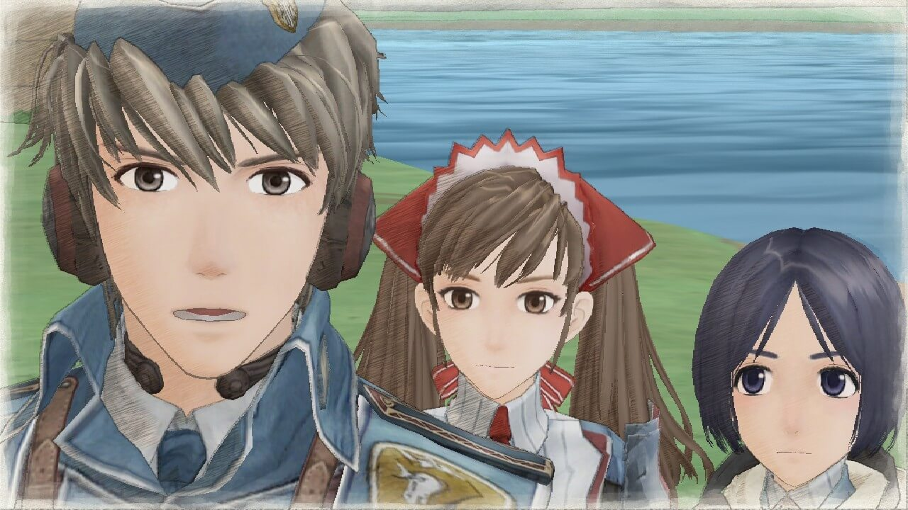Screenshot de Valkyria Chronicles Remastered