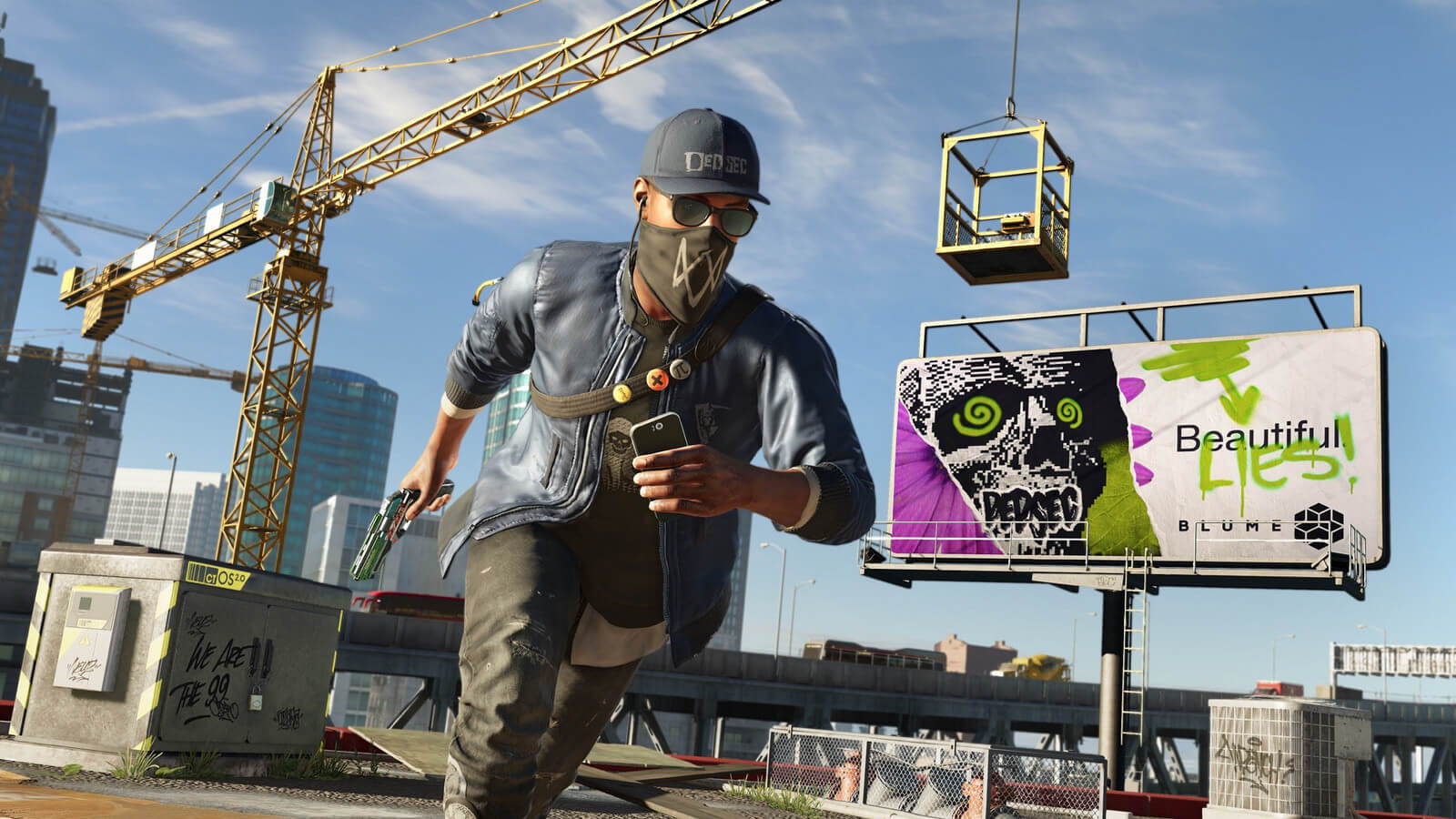 Screenshot de Watch Dogs 2