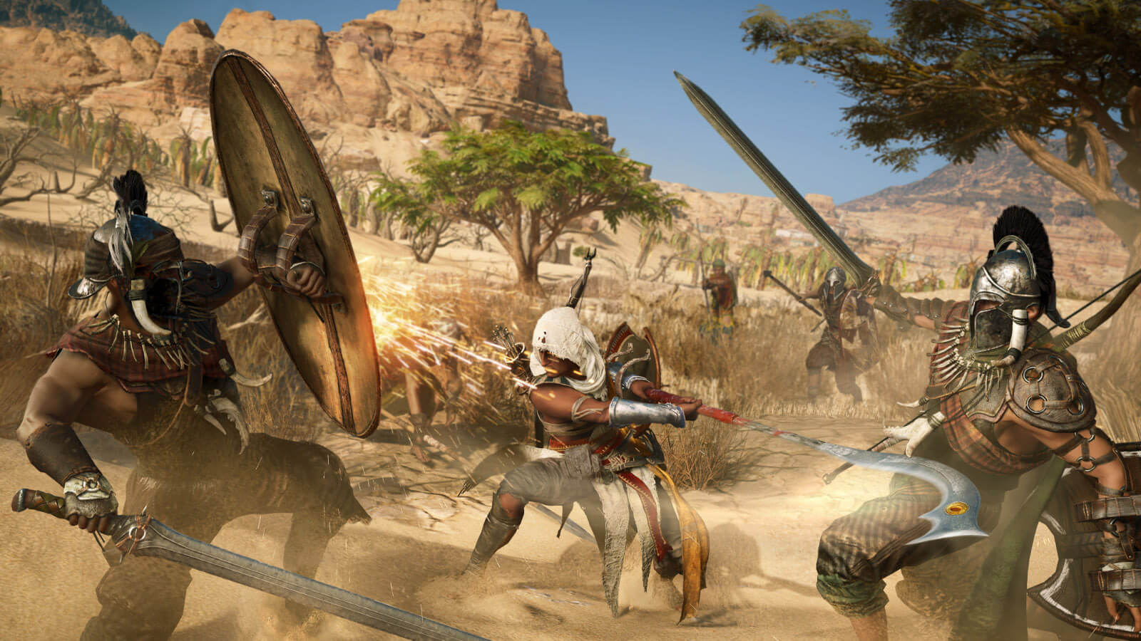Screenshot de Assassin's Creed Origins