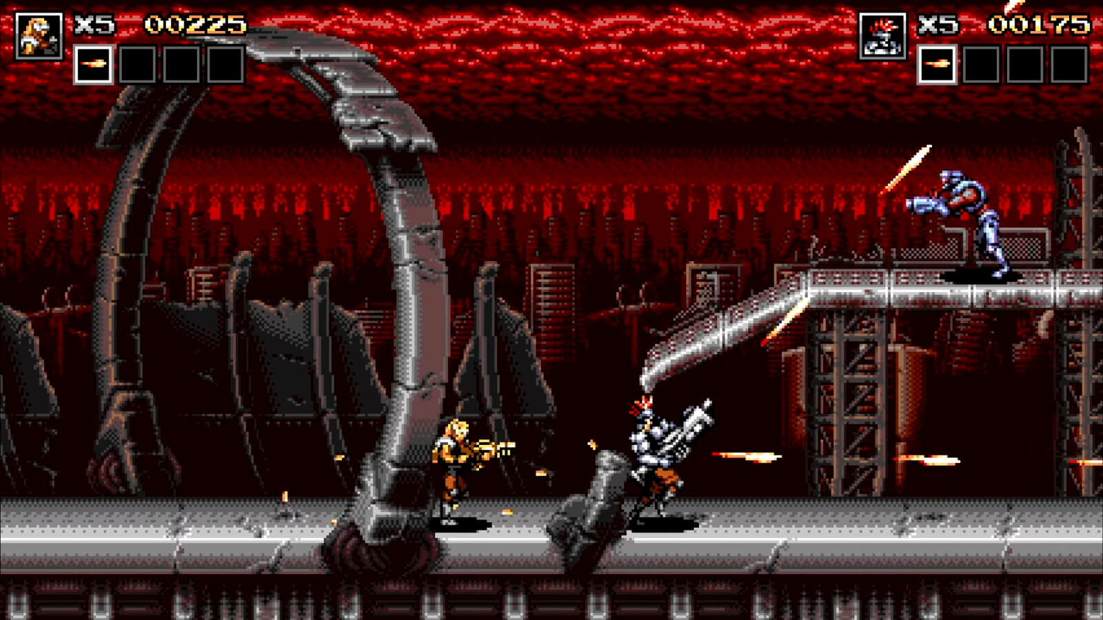 Screenshot de Blazing Chrome