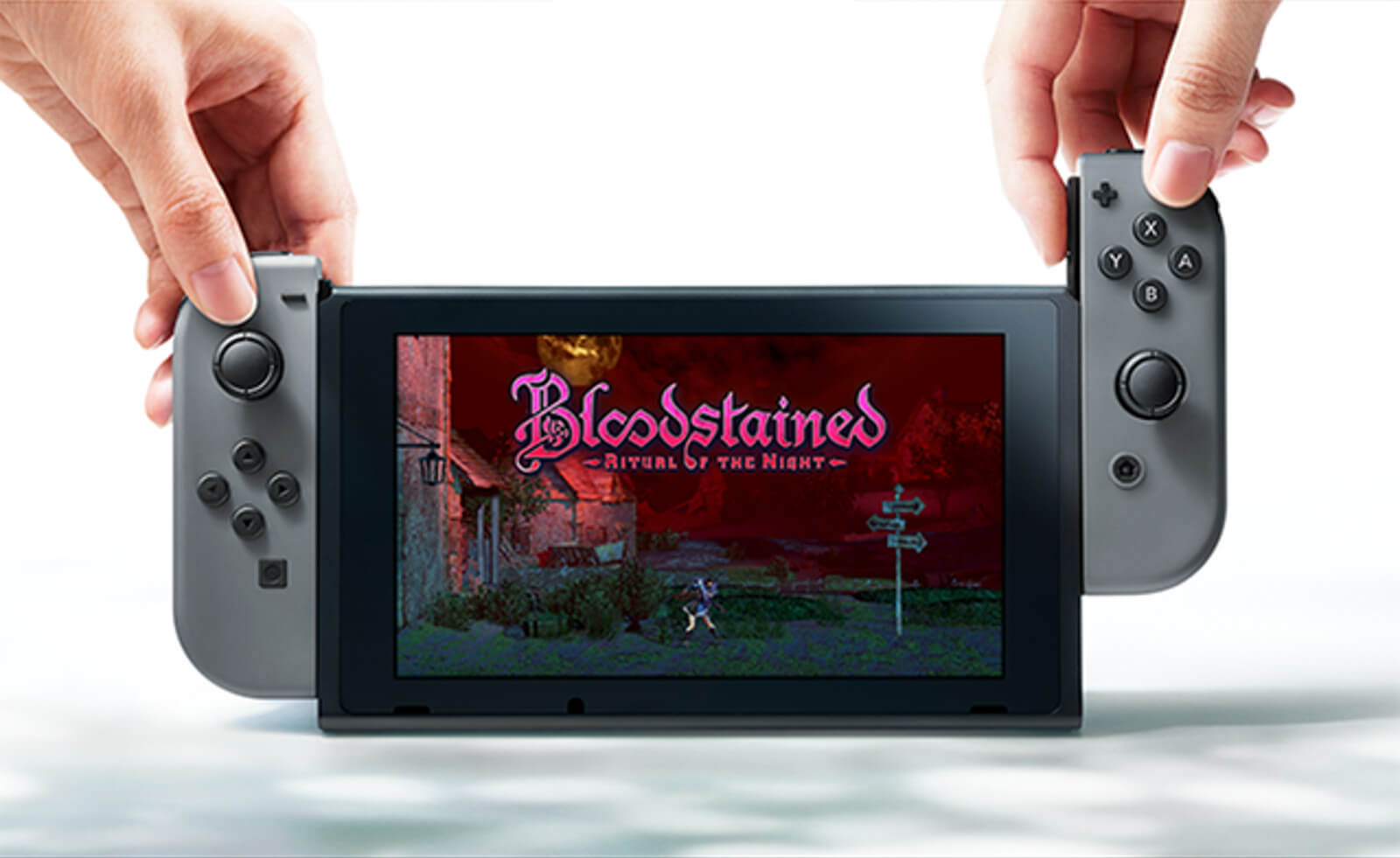Bloodstained no Nintendo Switch