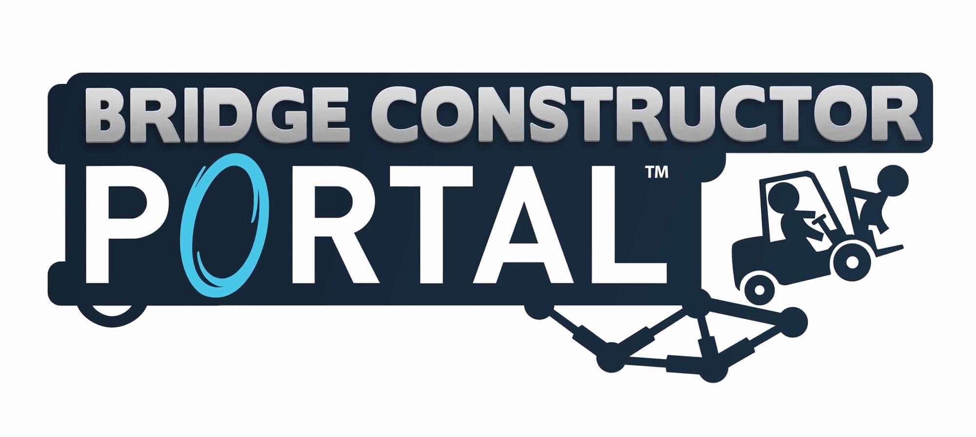 Bridge Constructor Portal utiliza a tecnologia da Aperture Labs na construção de pontes